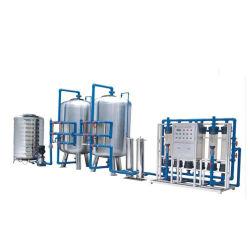 Il piccolo impianto di per il trattamento dell'acqua per l'acqua si purifica