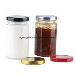 Ustensiles de cuisine en verre de stockage des aliments bourrage Jar miel des bocaux de fruits en conserve