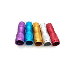 Composição de cores fora da caixa de caneta na caixa de tesouros de carga Multi-Function caixa exterior em liga de alumínio personalizada de fábrica