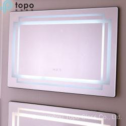 Hochwertig das Kleiden des LED-Spiegels mit LED-Licht (MR-YB1-DJ003) bilden
