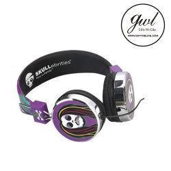 Плоский кабель складные наушники для рекламных подарков (KHP-012)