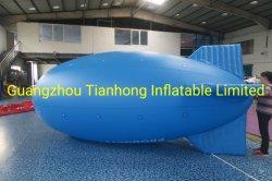 6m de long dirigeable gonflable
