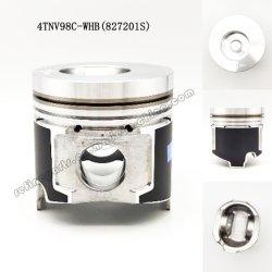 4TNV98c-WHB des pièces de moteur diesel avec le graphite de piston
