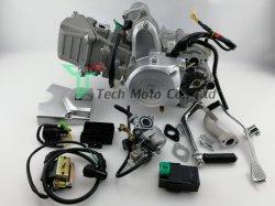 nuovo motore del motociclo delle 4 valvole 50cc