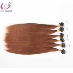 Anel Micro Extensões de cabelos micro Cabelos Loop Prebonded Extensão de cabelo