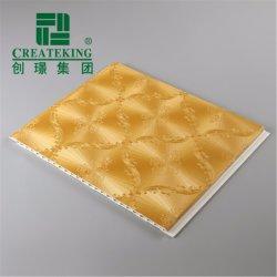 高品質の耐火性の正方形PVC壁パネルカバー