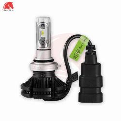 Des Wasser-IP68 des Beweis-LED Leistungs-Scheinwerfer H4, Nebel-Licht Auto-des Licht-H1 H3 H7 H8 H9 H11