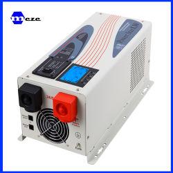 Gleichstrom-Wechselstrom-Konverter weg Inverter-Sonnenenergie-Inverter 12V 24V 110V 220V 230V 240V der Rasterfeld-vom reinen Sinus-Wellen-3000 des Watt-3kw 6000W