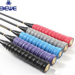 Super Brega Badminton Tennis lado colorido de Fita Racket aderência