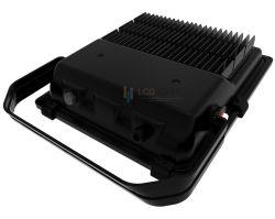 屋外エリアフラッドライト(スポーツロードウェイ用)壁面マウントライト 治具 700W HID/HPS 交換 5000K 作業現場照明器具 145lm/W IP65 防水