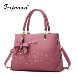Ksl2002W Cathylin mujer lindo Bolso bolsos de moda de señoras con bellos bordados de flores