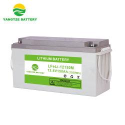 Yangtze 12V 150Ah batterie Lithium-ion polymère Banque d'alimentation