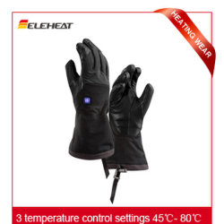 Eleheat Heated Gloves Rechargeable Battery - 12V Motorcycle