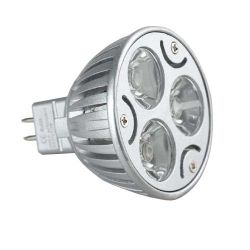 MR 16 3w LED スポット Lgiht ( XL-MR16-3X1W-A-CW )