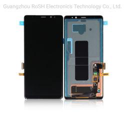 شاشة LCD للهاتف المحمول لـ Samsung Galaxy Note 8 N950f شاشة LCD عرض استبدال مجموعة قطع غيار مُعقِّم رقمي لـ OEM