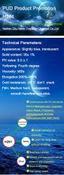 Neues Produkt-Film-Farbanstrich-Agens-durch Wasser übertragener Polyurethan