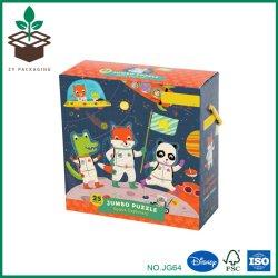Heißes Verkaufs-Soem kundenspezifisches Entwurfs-Kind-Spielwaren-Puzzle