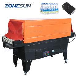 Il calore automatico termico di Zonesun Zs-BS4535 avanzato aderisce macchina impaccante di sigillamento di pellicola d'imballaggio del traforo dello Shrink