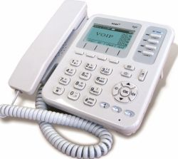 Dinstar IP Phone Dit300 mit Original Refurbished, WiFi Phone (DIT300)