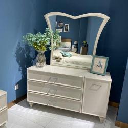 Домашняя мебель в современном стиле прочной раме туалетный столик с зеркалом