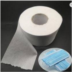 O SMS Non-Toxic Nonwoven Fabric Médica/Máscara Material/SMS descartáveis vestido cirúrgica tecidos
