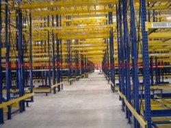 Serviço Pesado Warehouse Rack de armazenamento de Manuseio de Materiais, fornecedor de equipamento