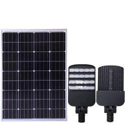 مصباح بتعريضات مختلفة مع نظام IP66 لكتيفة الطاقة الشمسية في الأماكن المفتوحة عالية الجودة على الطريق/موقف السيارات المصباح/LED