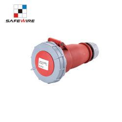 Enchufe Industrial macho Phltd tapón de protección IP67 de 16 amperios de acoplador de un tapón
