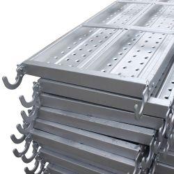 Aufbau-Gestell-Stahlplanke mit Haken