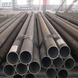 Tubos de Aço Sem Costura sob a norma JIS G3444 Stk 400