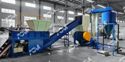 無駄はドラムか木またはTire/HDPEの管または単一シャフトのプラスチックシュレッダーをリサイクルする屑鉄またはボール紙Paper/PE PPペットABS固まり突進する