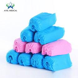 Одноразовые для зародышевых защиты материалов синий белый черный водонепроницаемый пыленепроницаемость футов обувь крышки