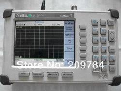 Kabel S331d van de Plaats van Anritsu de de Hoofd & Analysator van de Antenne, de Handbediende Draagbare Vertoning van de Kleur Sitemaster