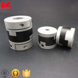 보조 전동기 Oc 시리즈를 위한 유연한 올덤 연결 나사 또는 죔쇠 유형 샤프트 연결