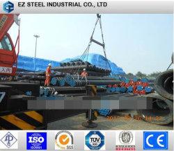 API5l Psl1/Psl2の継ぎ目が無い炭素鋼の管(石油およびガスのパイプラインのための黒いSMLSの鋼鉄管) Gr. B X42 X52、X60、X65、X70、X80 Sch40 Xs Std
