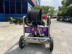 pulitore ad alta pressione di pulitura dello scolo della rondella della superficie della macchina della strumentazione della draga della fogna di 12V 22HP