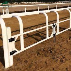 سكة حديد سباق الخيول عالية الجودة من فينيل للمنافسة في السباق