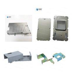 Blechpressen Edelstahl Aluminium Computer Halterung Teile Herstellung Kundenspezifische Metallfabriken Mit Starker Stanz