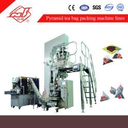 10 Köpfe multi Weighter mit Jahr-Fabrik des Pyramide-Teebeutel-Machine//31 für Teebeutel-Verpackungsmaschine