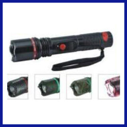 反暴動装置はまたは懐中電燈(SYDJG-805)が付いているスタン銃を