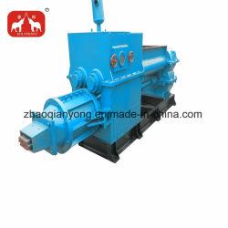 Автоматическая полого кирпича вакуум для экструдера глиняные пресс для производства кирпича