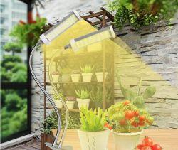 100W 360° гибкой трубки светодиодные лампы растений для использования внутри помещений растений растущих