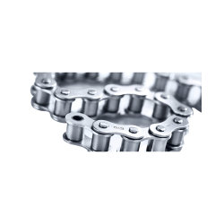 Soporte de ingeniería de la cadena de acero endurecido ingeniería personalizada cadenas de transporte pesado con High-Grade Cadenas Portacables flexible