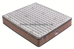 Écologique Pocket-Coil Natural-Euro-top-printemps 7 matelas de mousse de latex de la zone de Hotel-Home-China-Factory Bedroom-Furniture-matelas