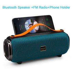 Spreker van de Kaart van Bluetooth de Draadloze Mini met Computer van de Speler van de Telefoon van de Tribune van de Antenne van het Handvat de Telescopische Automatische Mobiele MultiFunctie