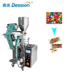 Snack automático/Mixed Nuts/gránulo fruta seca de la máquina de embalaje de alimentos dulces