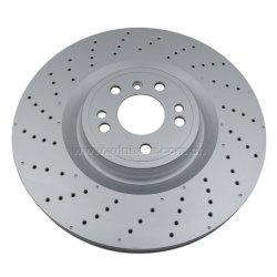 Disco automatico personalizzato del freno anteriore dei pezzi di ricambio (rotore) per OE#A1664210912
