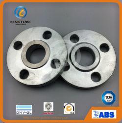 ANSI JIS van de hoogste Kwaliteit GOST DIN BS Het Koolstofstaal A105 galvaniseerde zo Flens (KT0598)