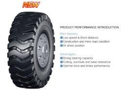 Nível de Qualidade da UE da New Holland Magna Bonway pneus OTR, Carregadeira, Mineração, porta Use OTR fornecedor de pneus 17.5-25-20pr 23.5-25-24pr (E3/L3, L5)