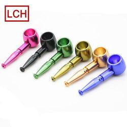 Fabricación de metal personalizados de mecanizado CNC de piezas de tubo de tabaco